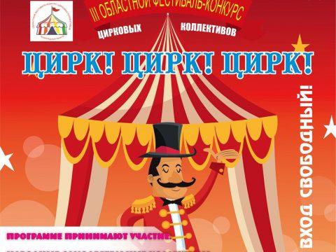 Областной фестиваль-конкурс цирковых коллективов