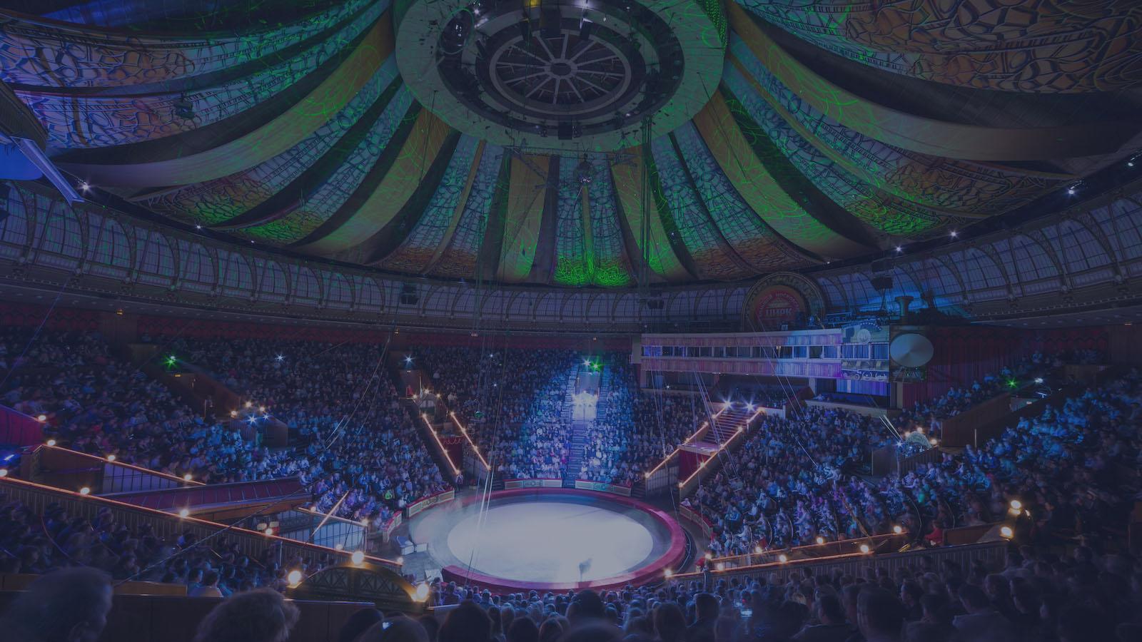 Областной конкурс-фестиваль цирковых коллективов