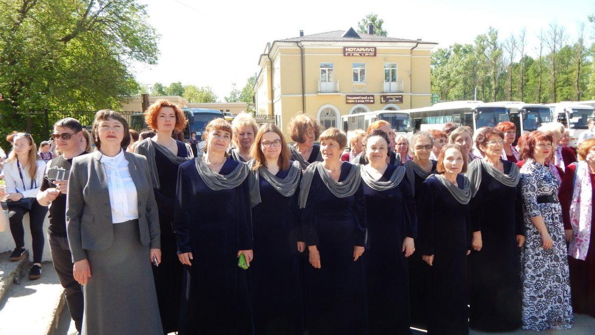 Академический хор Горбунки